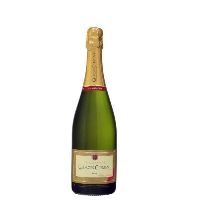 Champagne Georges Clément Brut Tradition - 75 cl