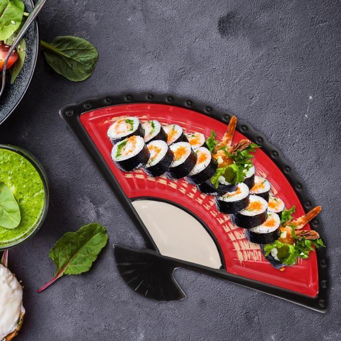Vaisselle à couverture de style oriental de la boulette 1pc service complet - service de table service de table