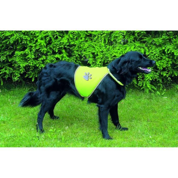 TRIXIE Gilet de sécurité XS pour chien