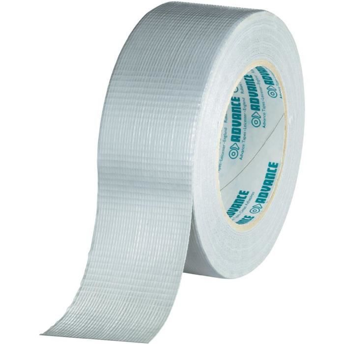 Bande adh sive argent 50 mm x 50 m achat vente adh sif - Bande adhesive murale ...