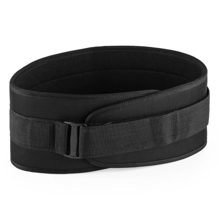 Noir néoprène haltérophilie ceinture tailles s à xl