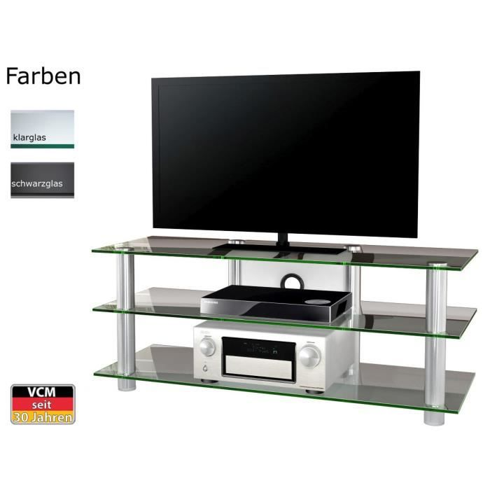 Posio 140 Big Xxl Meuble Tv Hifi Video Commode Rangement