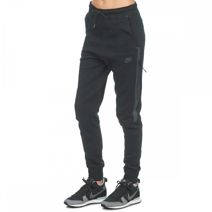 nike pantalon air fleece femme