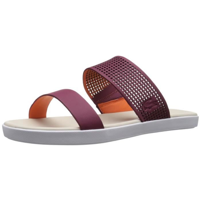 Lacoste Natoy Slide 216 1 Slide Sandal A95PS Taille-37