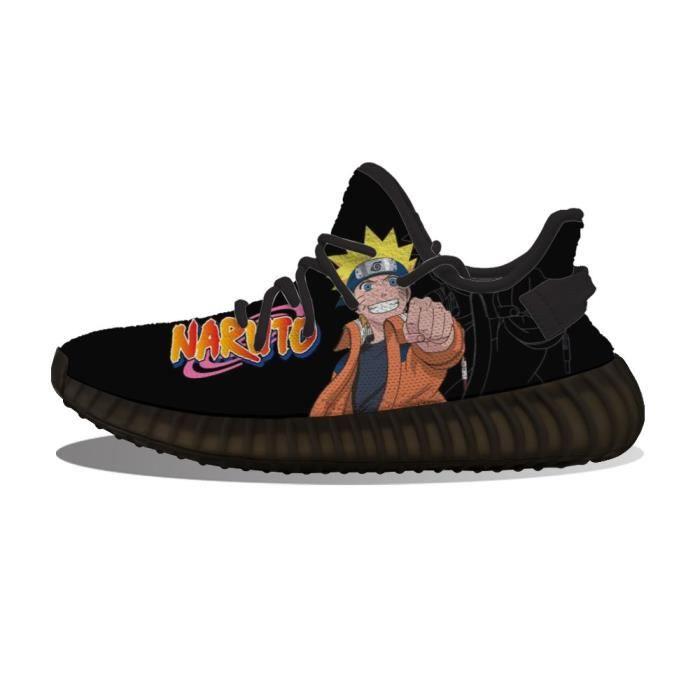 Baskets Naruto Uzumaki Chaussures de course pour Homme Femme ...