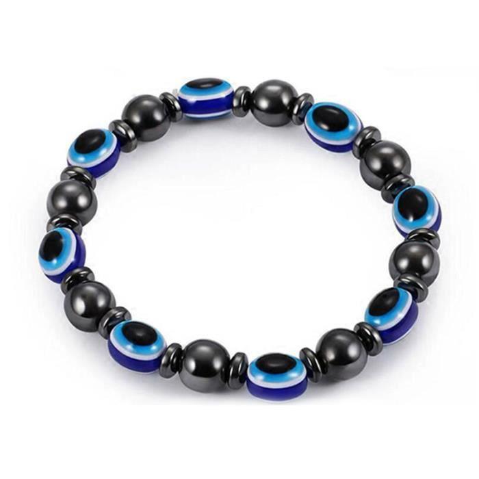 Non Magnétique 75 pcs Perles Hématite 6mm coloris hématite