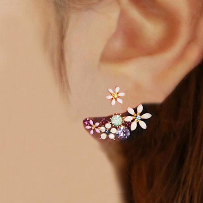 boucle d'oreille coreen