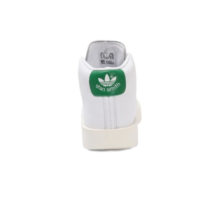 Basket adidas Originals Stan Smith Bold Mid - Ref. BY9663