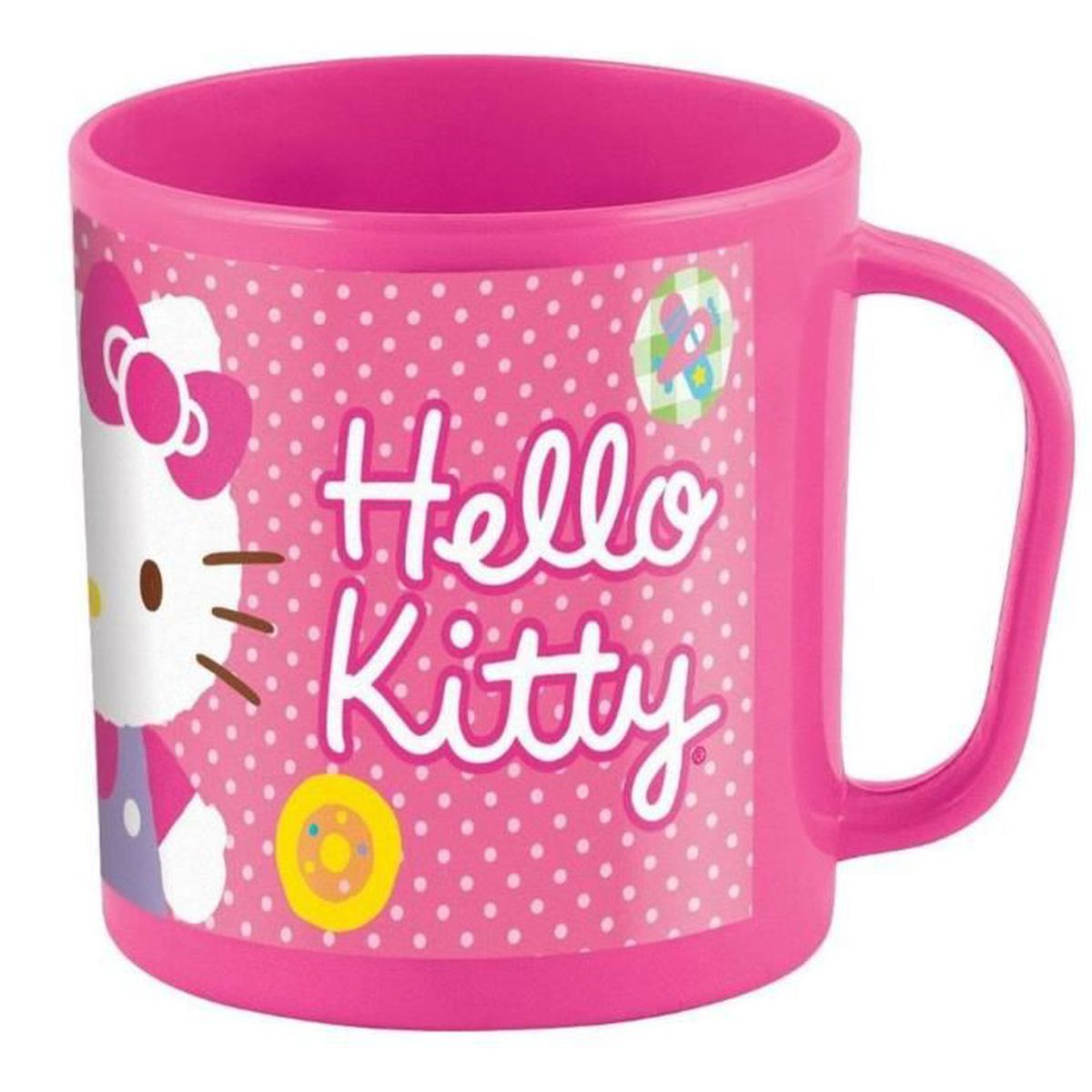 mug hello kitty achat vente mug hello kitty pas cher les soldes sur cdiscount cdiscount. Black Bedroom Furniture Sets. Home Design Ideas