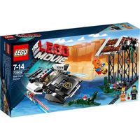 LEGO MOVIE 70802 La Poursuite du Méchant Flic