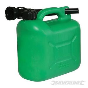 Bidon ? carburant plastique 5 L