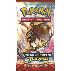 CARTE A COLLECTIONNER POKEMON Booster XY 08
