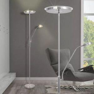 LAMPE DE JARDIN  YAJIASHENG Lampadaire à LED à éclairage réglable 2