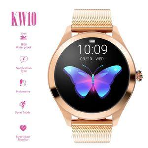MONTRE KW10 Smart Watch IP68 Bracelet de surveillance de