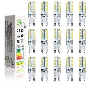 AMPOULE - LED 15X G9 Ampoule LED 5W Spot Light Bulb 48 SMD 2835L