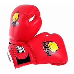 MITAINES DE FITNESS Gants Pu enfants Enfants Sparring Cartoon Dajn box