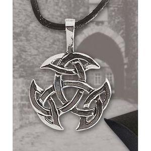 PENDENTIF VENDU SEUL Pendentif Nœud Celtique