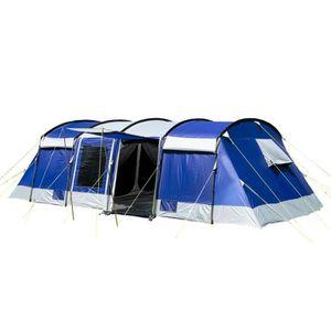TENTE DE CAMPING SKANDIKA Tente de camping familiale MONTANA - 8 pe