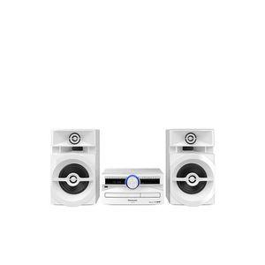 RADIO CD CASSETTE Panasonic SC-ux104eg W Système de Musique CD Compa