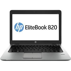 Vente PC Portable Pc portable HP 820 - i5 - 4Go - 240Go SSD - 12.5'' - Linux pas cher