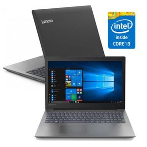 ORDINATEUR PORTABLE Pc Portable Lenovo IdeaPad 330 - core i3 - 4go -10