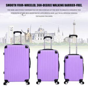 VALISE - BAGAGE Valise de voyage Set de 3 pcs Bagages Valise grand
