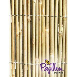 HAIE DE JARDIN Canisse en Canne de Bambou - 4m x 1,2m