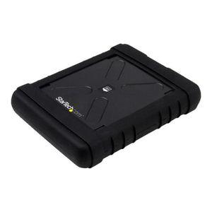 DISQUE DUR SSD STARTECH Boîtier USB 3.0 antichoc - Pour disque du