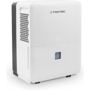DÉSHUMIDIFICATEUR TROTEC Déshumidificateur TTK 96 E (max. 30 l/24h)