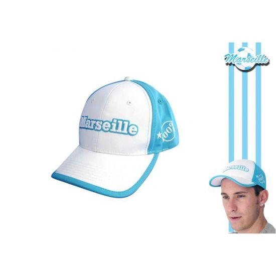 Casquette Marseille Modele 1 Achat Vente Casquette 3700276265802 Cdiscount