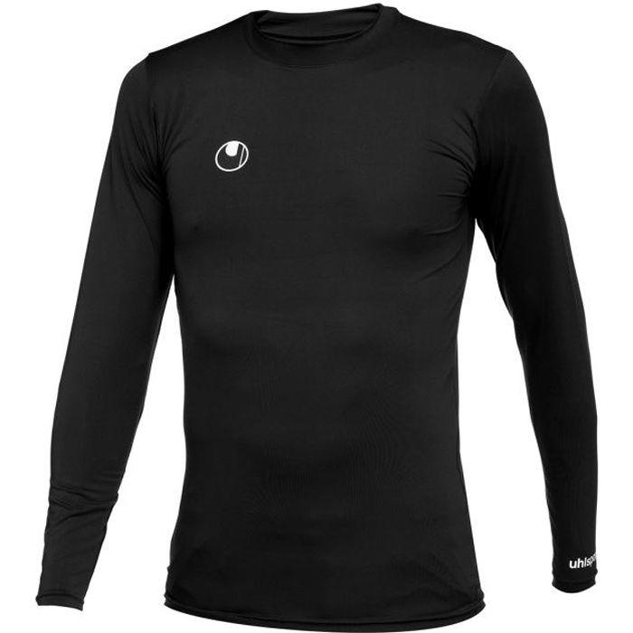 UHLSPORT Sous-vêtement thermique de football Distinction colors Baselayer - Noir