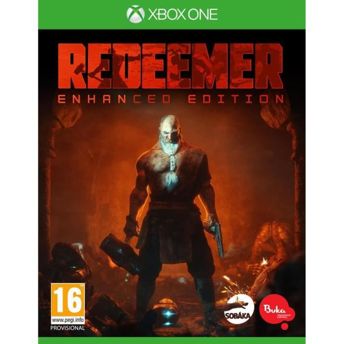Redeemer - Enhanced Edition Jeu Xbox One
