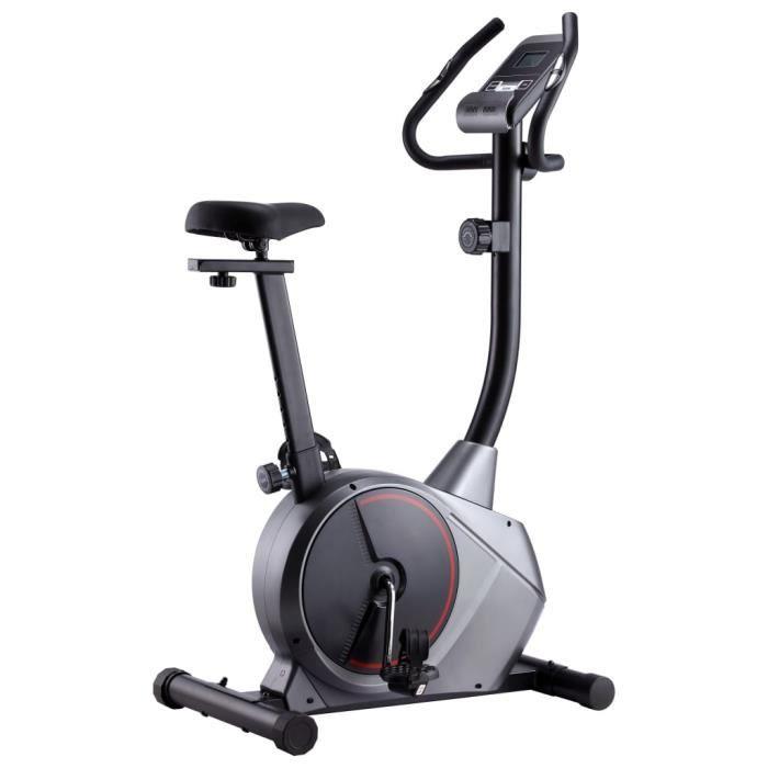 543MONDIAL•)Vélo électrique Vélo magnétique d'appartement -Vélo d'entraînement à l'intérieur-Maison- avec mesure du pouls VENTE FLA