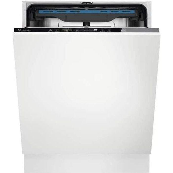 Lave vaisselle encastrable Electrolux EEG48200L - Lave vaisselle tout integrable 60 cm - Classe A++ - 44 decibels - 14 couverts -1