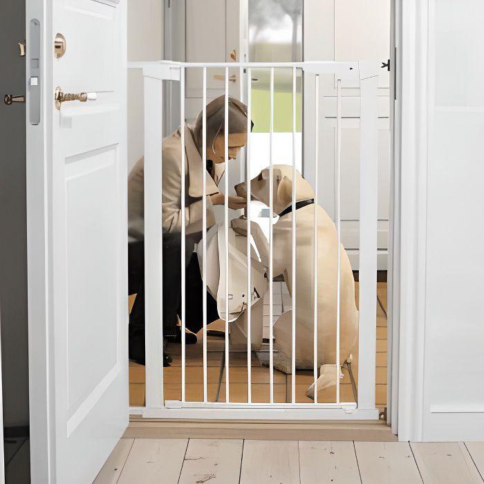 Barrière extra-haute pour enfants et animaux B…
