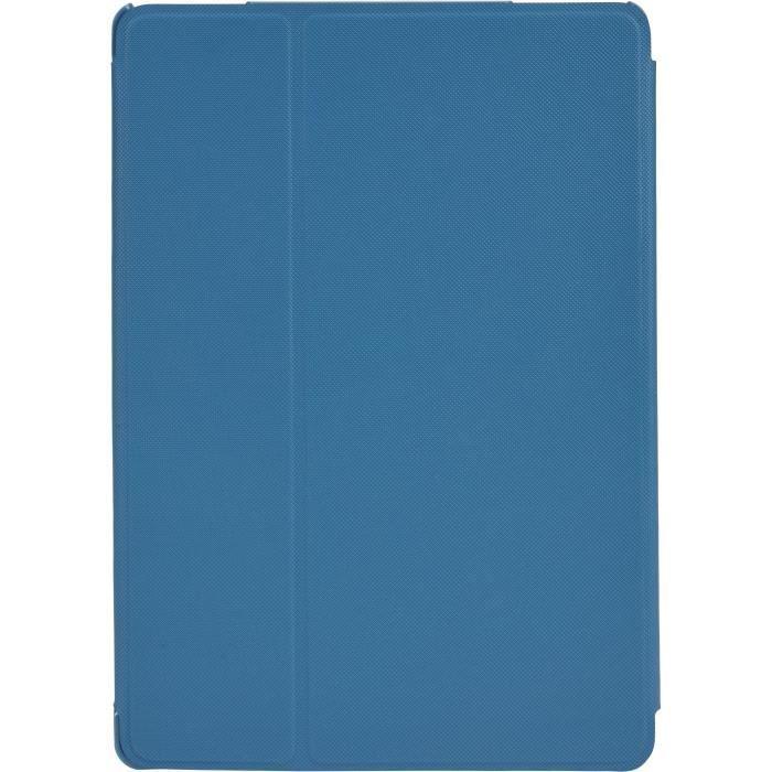 CASE LOGIC Etui folio Snapview pour iPad Pro 10.5- 2017 - Bleu