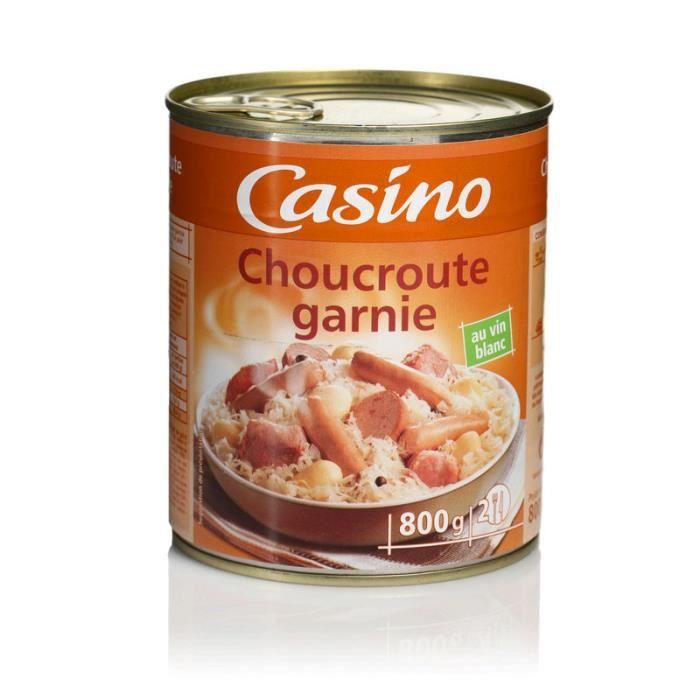 Choucroute - 800g