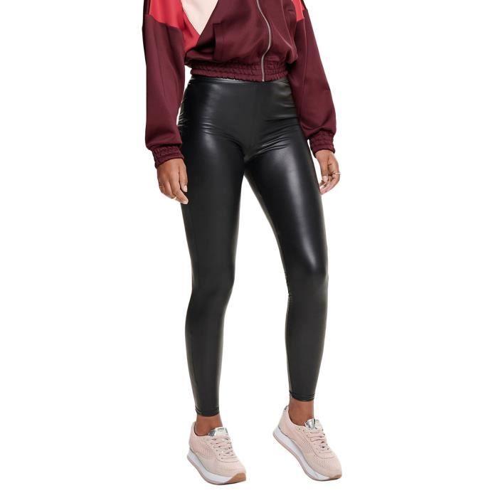 Only Leggings Femme 15187844-BLK