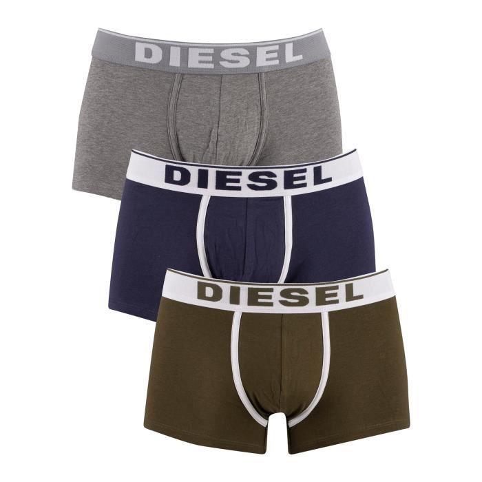 Diesel Pour des hommes Lot de 3 malles Damien, Multicolore