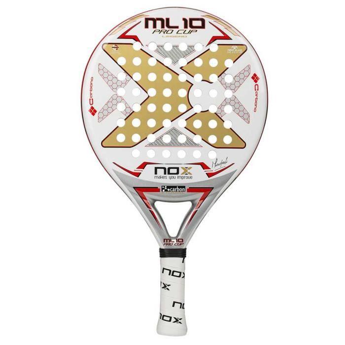 Raquettes de padel Professionnel Nox Ml10 Pro Cup