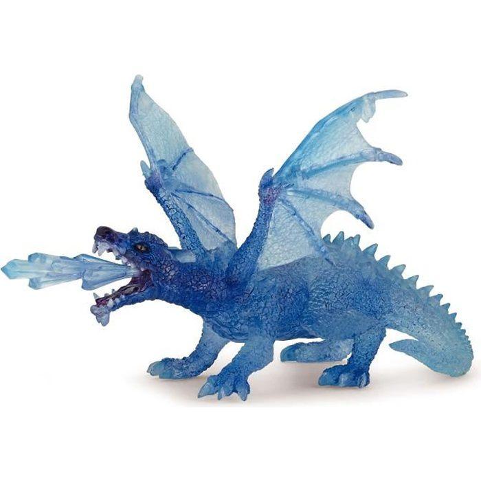 PAPO Figurine Dragon de cristal Pour Enfant