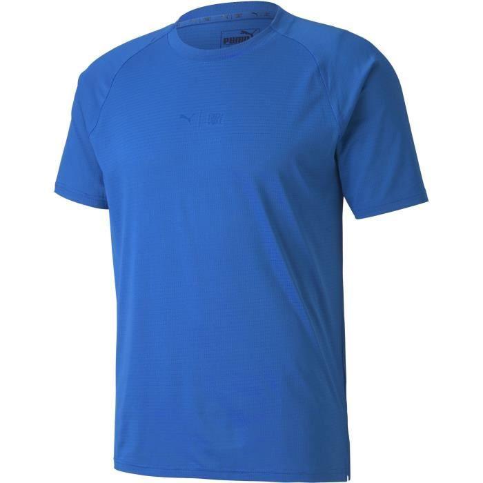 Tee-shirt homme - PUMA - Bleu
