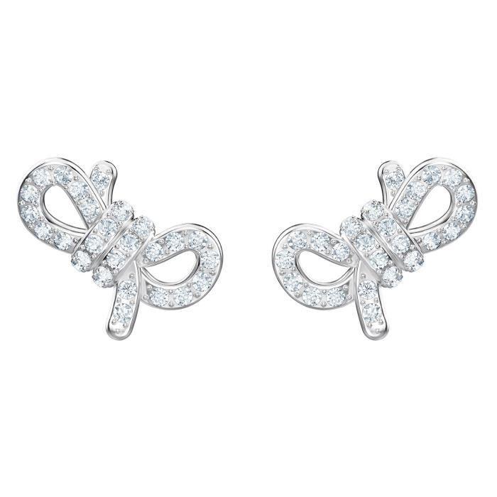 Boucle D Oreille - SWAROVSKI - Boucles d'oreilles Swarovski Lifelong Bow small
