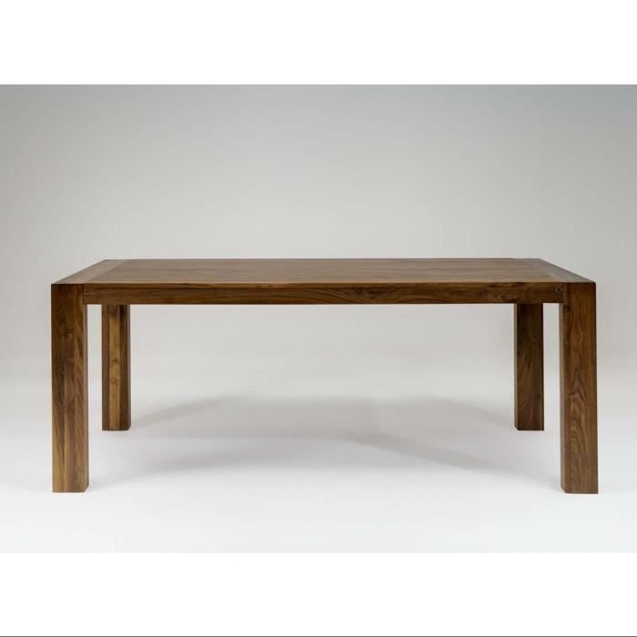 Table manger design vermont atylia dimensions 180 cm for Table a manger design