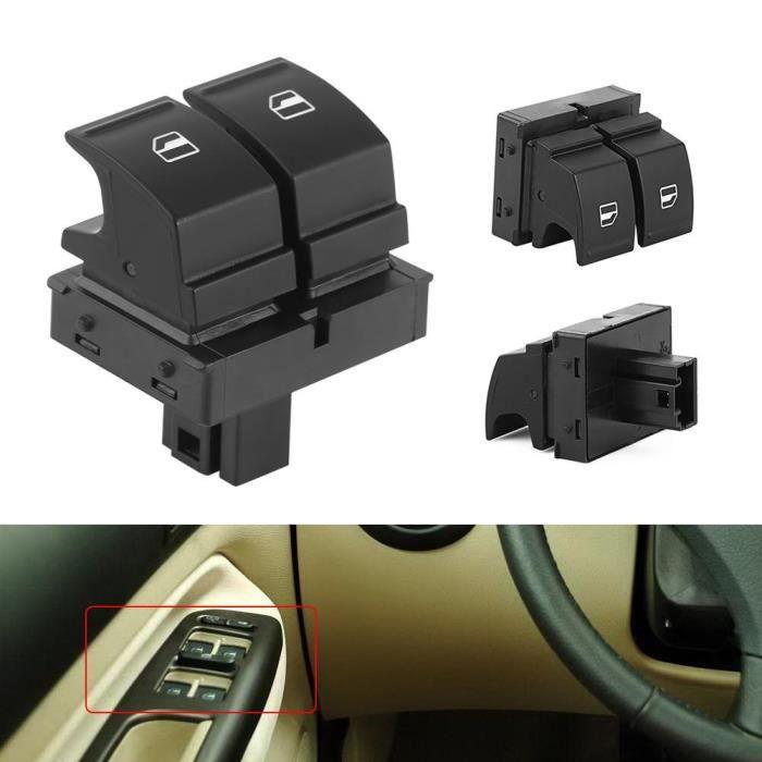 Interrupteur de Commande Vitre Électrique avant//Arrière pour VW Tiguan Touareg