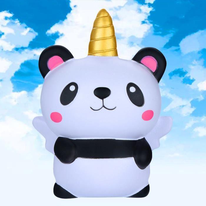 Jouet Jouet Anti Stress Parfumé Pour Panda Angel Avec Dessin Animé De Panda Kawaii Liy90214001cbas