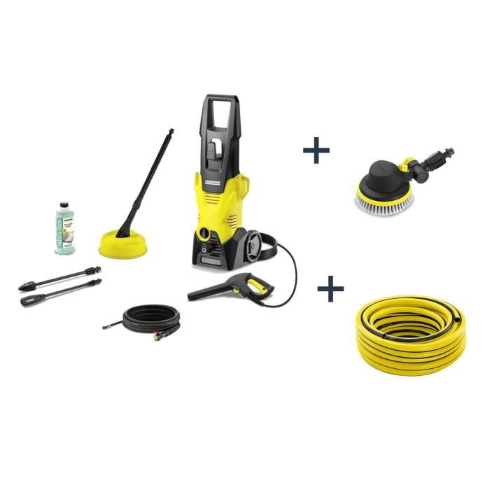karcher k bars brosse terrasse brosse auto dbouche tuyau m with karcher dbouche with raccord. Black Bedroom Furniture Sets. Home Design Ideas