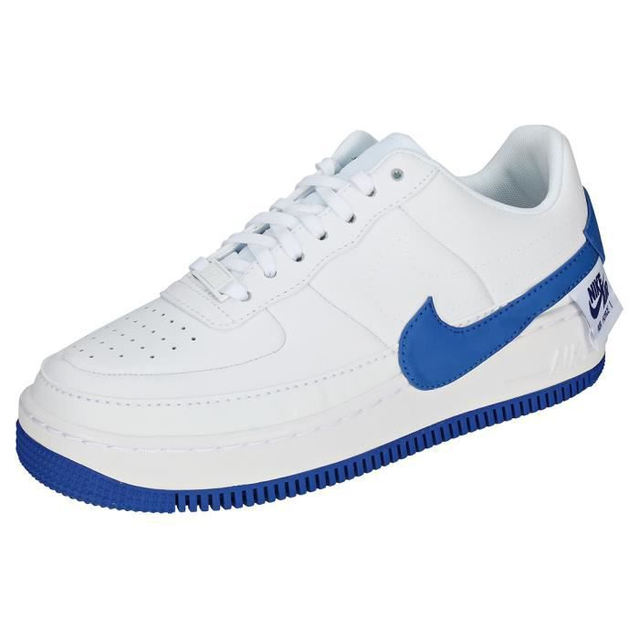 outlet store d373d 39ab1 BASKET Nike Air Force 1 Jester Xx Femme Baskets Blanc Roy