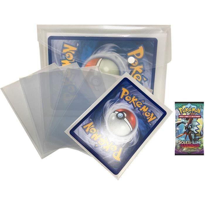 Protège Boosters Pokémon Sleeves Ultra Pro x10 Neuf
