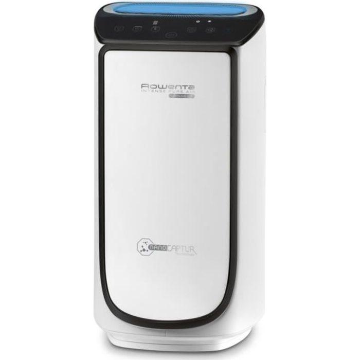 Prem-i-air home office hepa purificateur d/'air avec ionisateur télécommande et affichage led